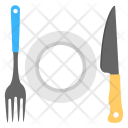 Kitchenware Cutlery Fork Icon