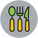 Cutlery Utensil Flatware Icon