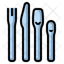 Cutlery Food Fork Icon