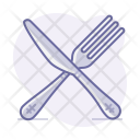 Cutlery Eating Knife Icon