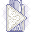 Cutlery Eating Kitchen Icon