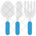 Quarantine Stayhome Cutlery Fork Icon