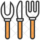 Fork Knife Spoon Icon