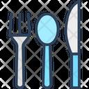 Cutlery Utensils Spoon Icon