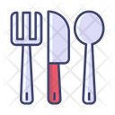 Food Cutlery Fork Icon