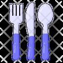 Tableware Kitchenware Food Utensils Icon