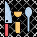 Cutlery Eating Utensil Fork Icon