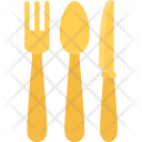 Cutlery Cook Cooking Icon