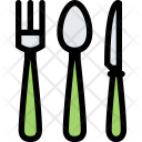 Cutlery Kitchen Cooking Icon