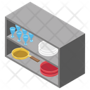 Cutlery Rack Icon