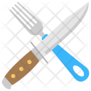 Cutlery Set Fork Icon