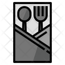 Cutlery Set Icon