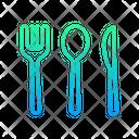 Cutlery Set Cutlery Fork Icon