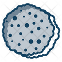 Cutlets Patty Fritter Icon