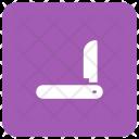 Cutter Scissor Blade Icon