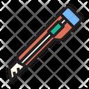 Cutting Blade Tool Icon