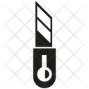 Cutter Blade Knife Icon