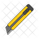 Box Cutter Knife Icon