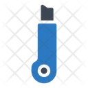 Cutter Blade Cut Icon