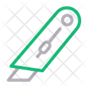 Cutter Cut Construction Icon