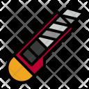 Cut Cutter Knife Icon