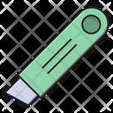 Blade Cut Hardware Icon