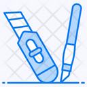 Cutter Paper Cutter Paper Knife Icon