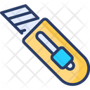 Cutter Clipper Knife Icon