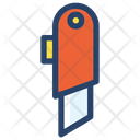Cutter Project Knife Icon