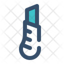 Cutter Utility Knife Icon