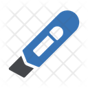 Cutter Cut Stationary Icon