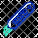 Cutter Blade Cut Icon