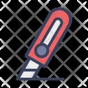 Cutter Knife Cut Icon