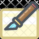 Cutter Edit Edge Icon