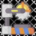 Cutter Machine Icon