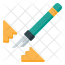 Cutting Cutting Tool Designing Tool Icon