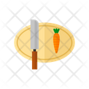 Cutting Board Icon