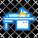 Cutting Machine Icon