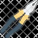 Cutting Plier Diagonal Plier Hand Tool Icon