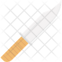 Cutting Tool Hunting Blade Knife Icon