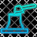 Axe Ax Camping Icon