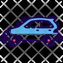 Cuv Car Icon