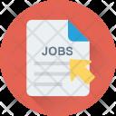 Job Profile Application Icon