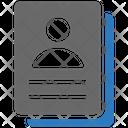 Seo Files Portfolio Icon