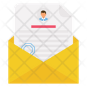 Cv Envelope Icon