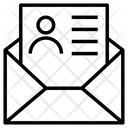 Cv Mail Icon