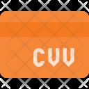 Cvv card Icon