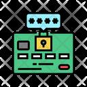 Cvv Code Cvv Pin Icon