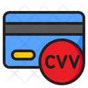 Cvv Number Icon