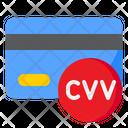 Cvv Number Card Cvv Security Number Icon